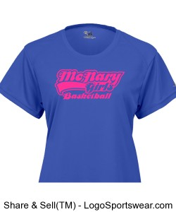 McNary Girls Basketball Design Zoom